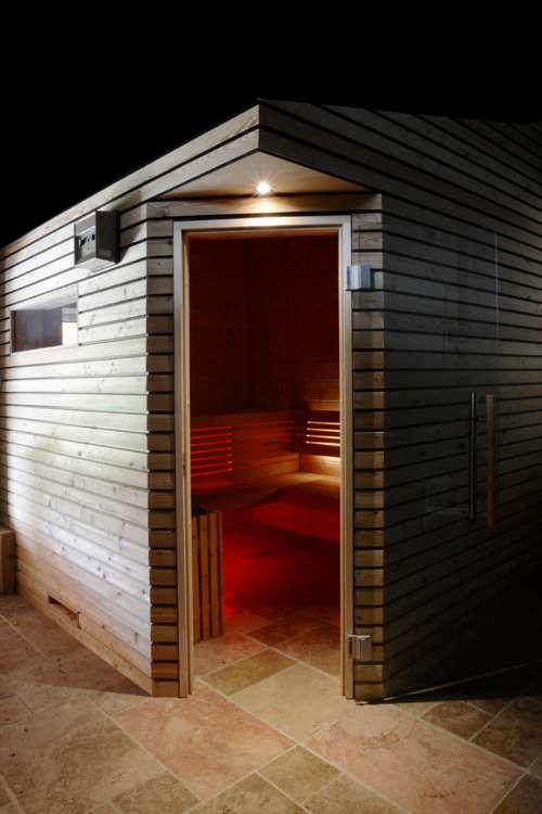 Sauna Sven Janke Holzhandwerk