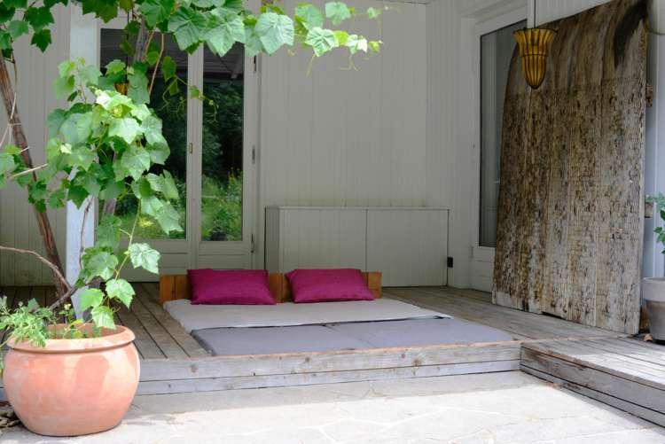 Terrasse Daybed
